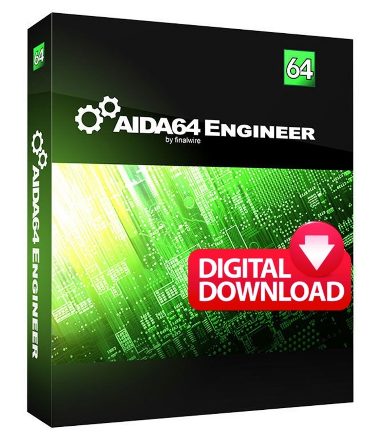 AIDA64 ENGINEER FOR WINDOWS - Download Link+ Product ke