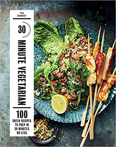 30 Minute Vegetarian - 100 Easy Recipes