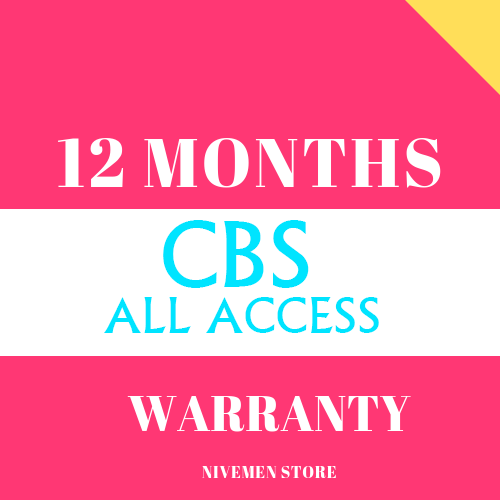 CBS - CBS All Access LifeTime ( Instant )