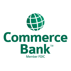 Commerce Bank Account Statement PDF Template For Sale