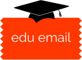 2 EDU EMAIL STUDENT EMAIL High Quality (3 year waranty)