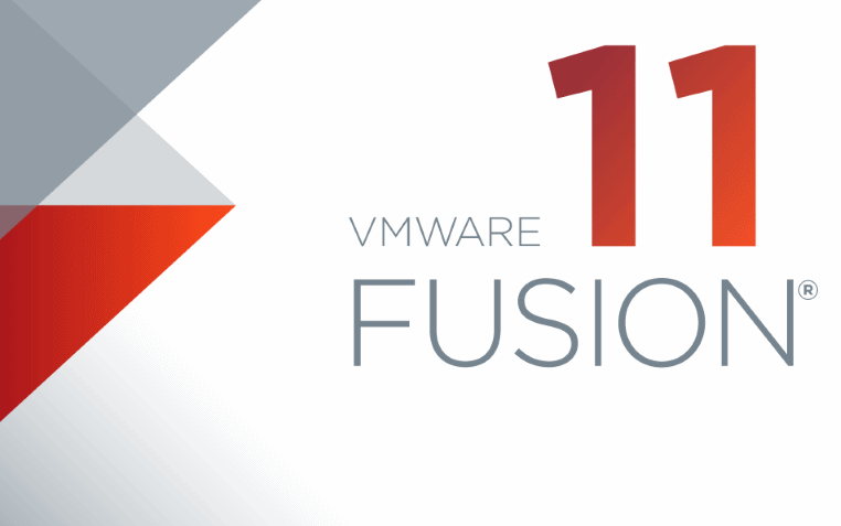 VMware Fusion for Mac OSX
