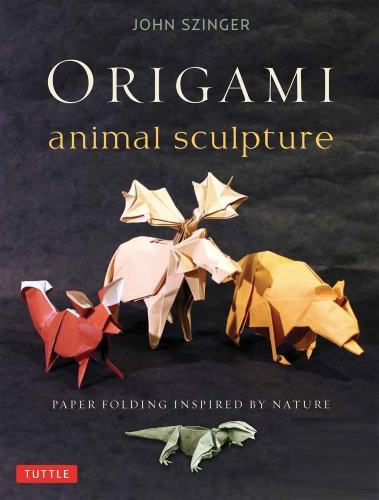 Origami Animal Sculpture: Nature Inspired Paper Folding