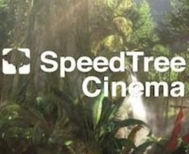 NEW  SpeedTree Cinema 8 + Library + Bonus