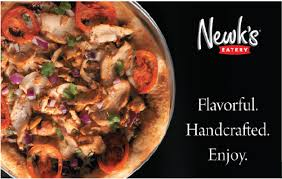 Newk's Eatery $100 Gift Card INSTANT 4x$25