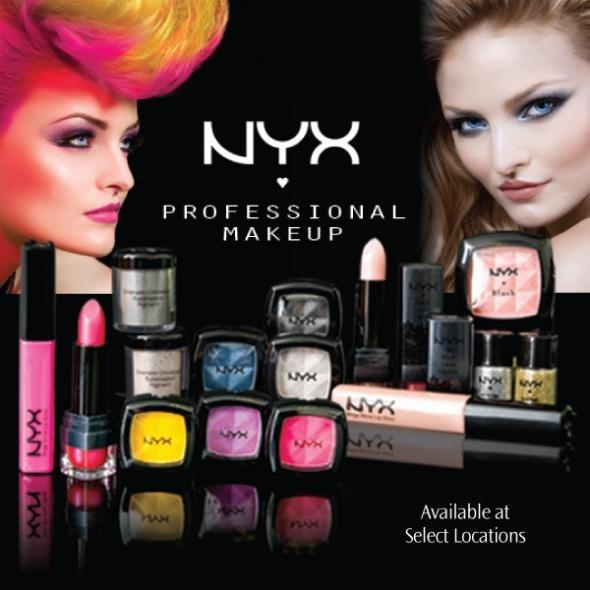 $50 NYX Cosmetics Gift Card – INSTANT