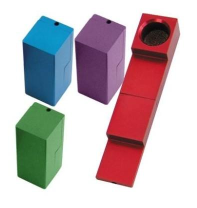 Magnetic Pipe Red
