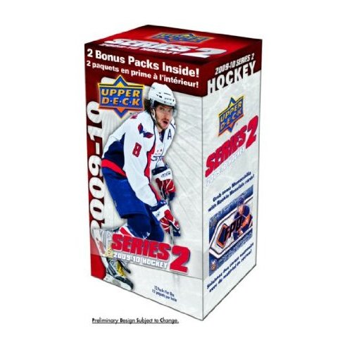 2009-10 Upper Deck Series 2 Blaster Box