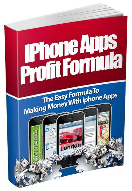 Iphone App Profit Formula