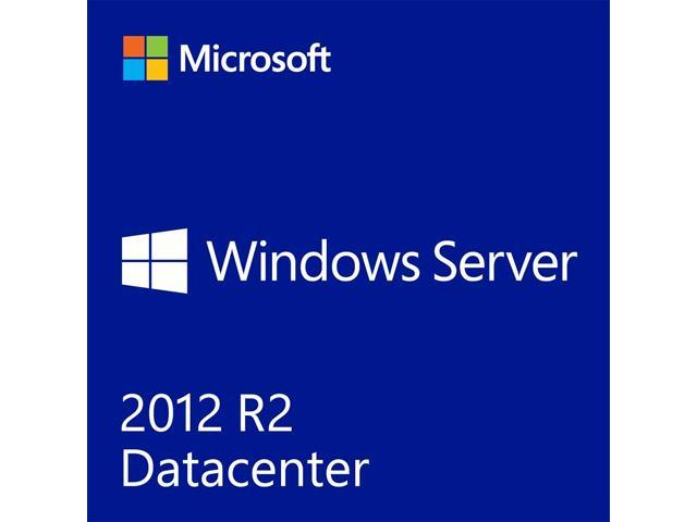 Windows – Windows Server 2012 R2 Datacenter 64-bit