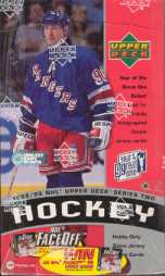 1998-99 Upper Deck Series 2 24-Pack Box