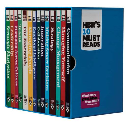 HBR's 10 Must Reads Ultimate Boxed Set (14 Ebooks)
