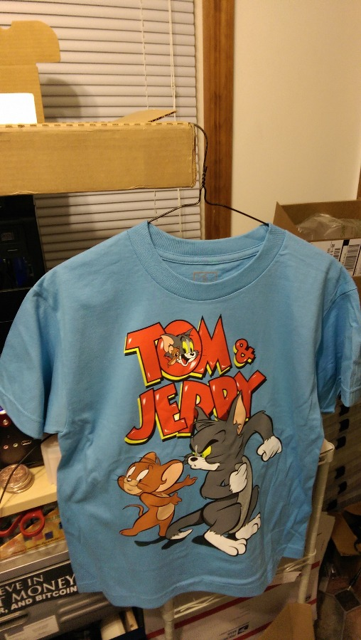 Tom & Jerry T Shirt Size Large
