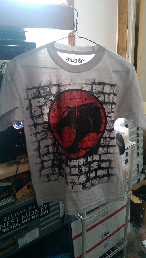 Thundercats T Shirt Size Medium