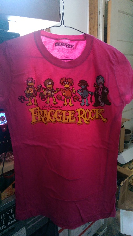 Fraggle Rock T Shirt Size Medium