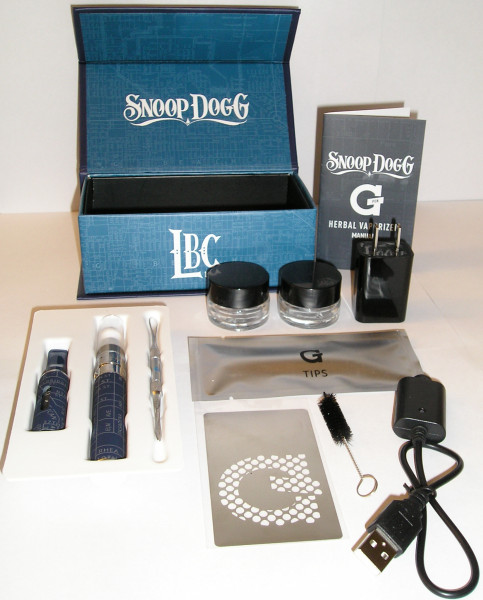 BRAND NEW SNOOP DOGG G PEN KIT