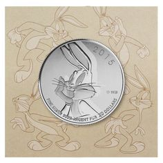 2015 $20 for $20 Fine Silver Coin – Bugs Bunny