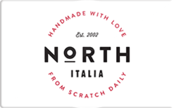North Italia $50 Gift Card INSTANT ONECARD