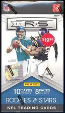 2011 Panini Rookies and Stars NFL 8 Pack Box