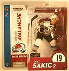 McFarlane Sportspicks NHL 9 Joe Sakic 2