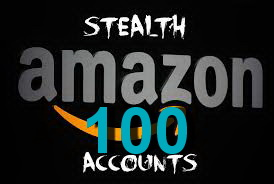 100 stealth Amazon registration 2017 year amazon