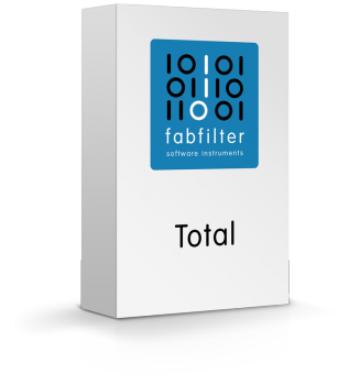 FabFilter Total Bundle 2018-2