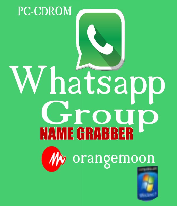 Whatsapp Groups Contacts Grabber
