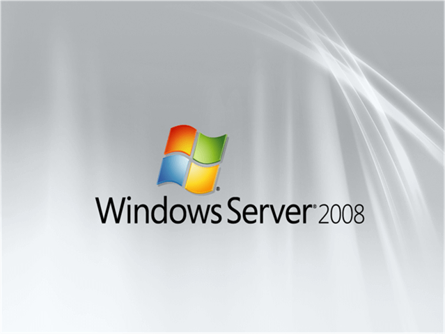 Windows – Windows Server 2008 Standard/Enterprise