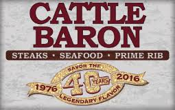 $100 Cattle Baron Gift Card INSTANT ONECARD