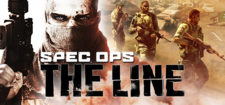 Spec Ops: The Line [steam key] 40% discount steam