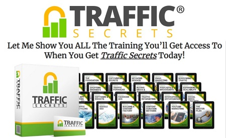 Russell Brunson | Traffic Secrets ($1,997)
