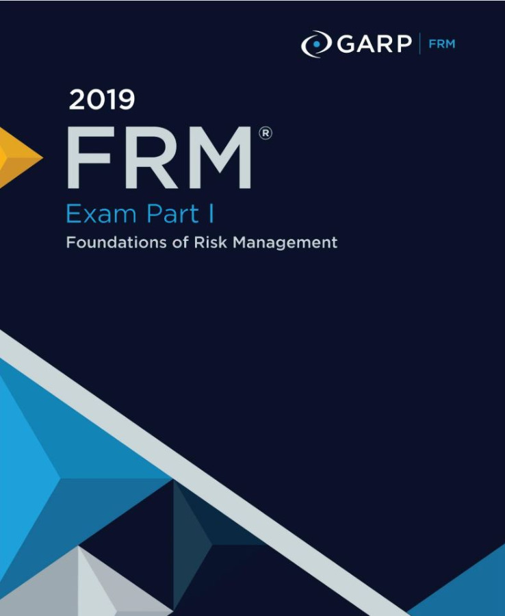 FRM 2019 EXAM GARP PART 1 COMPLETE + VIDEO