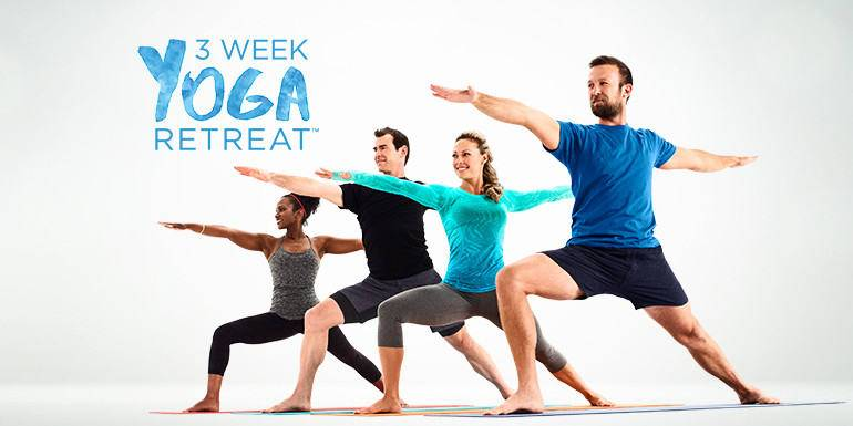 3 Week Yoga Retreat - Workout Program
