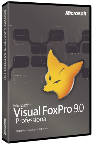 Visual FoxPro Professional 9.0 - License for 5 PCs
