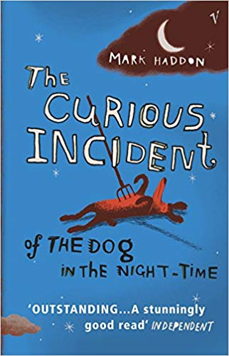 The Curious Incident of the Dog in the Night-Time by MH