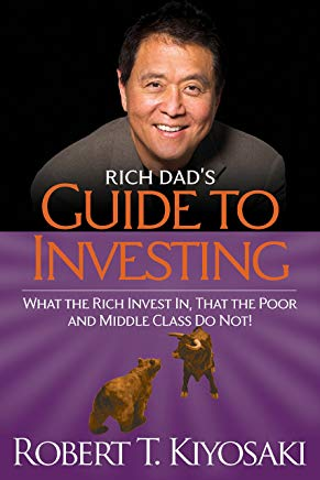 Robert Kiyosaki 9 of his best-selling books
