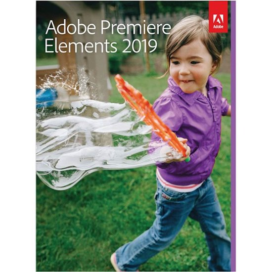 Adobe Premiere Elements 2019 Full Version Windows / Mac
