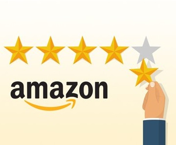 5x Amazon Reviews 100% Positive Feedback 5 Stars ⭐...