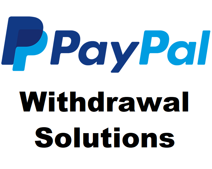 PayPal Withdrawal Service For Limited Suspended Account