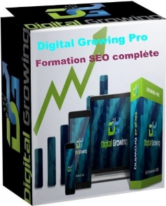 Digital Growing Pro - Formation SEO complète