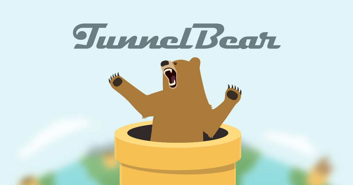 TUNNEL BEAR VPN PREMIUM ACCOUNT