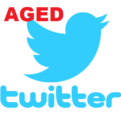Aged Twitter Account Verified HQ PVA + Email Access