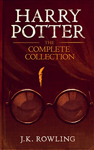 Harry Potter: The Complete Collection (1-7) Ebooks