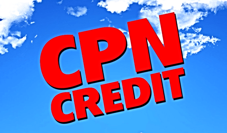 How to make a CPN and add credit