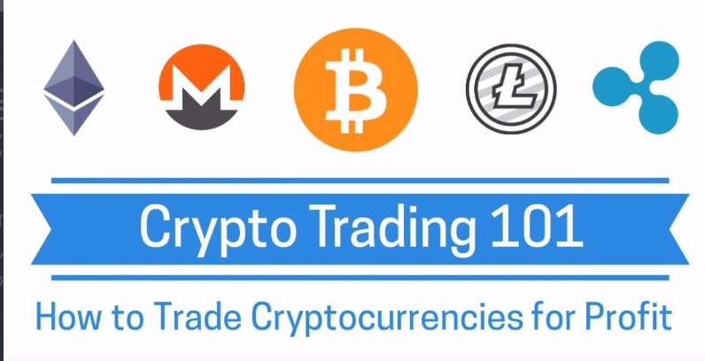 Crypto Trading 101: Buy Sell Trade Cryptocurrency