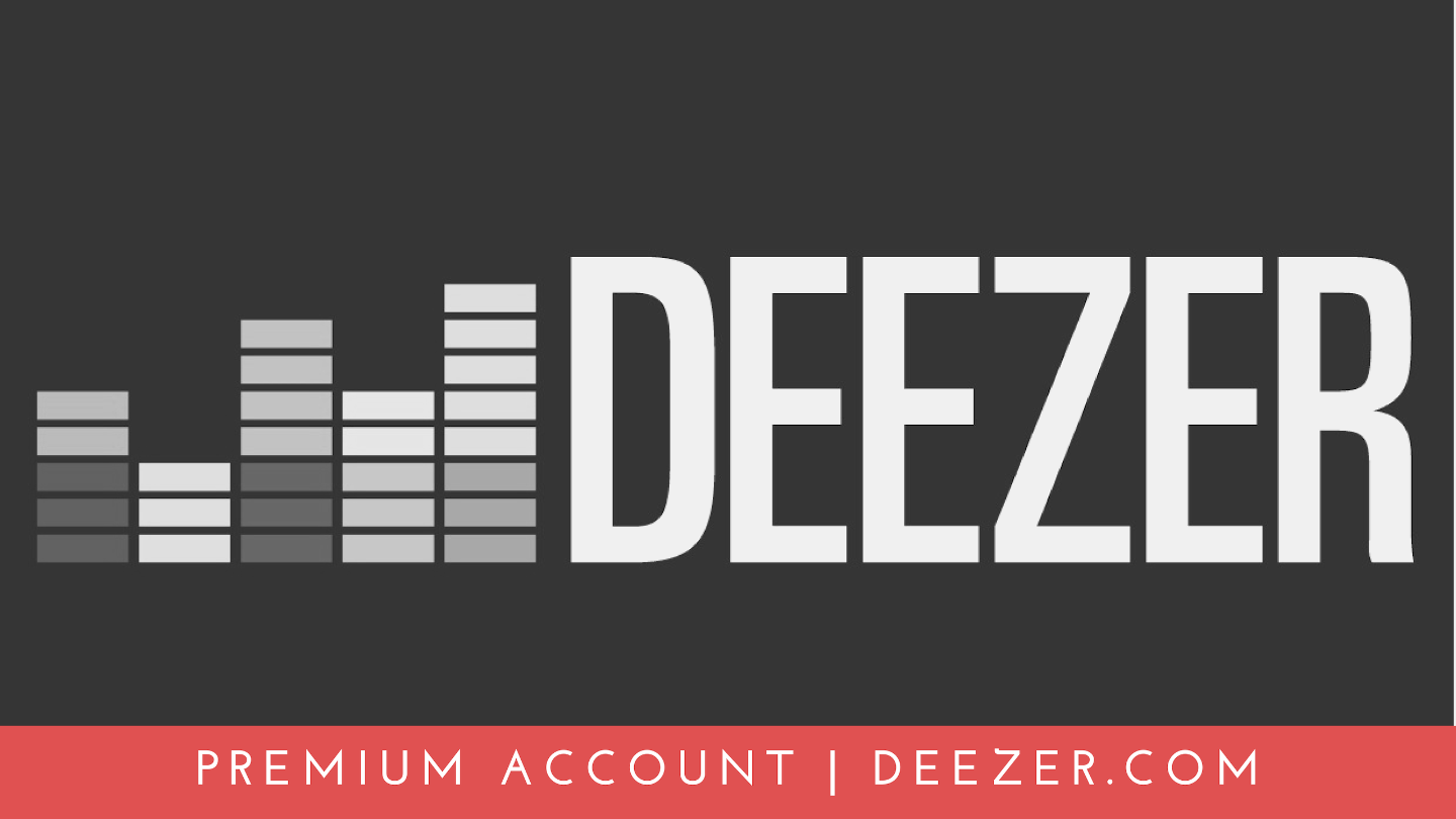 Deezer Premium Account