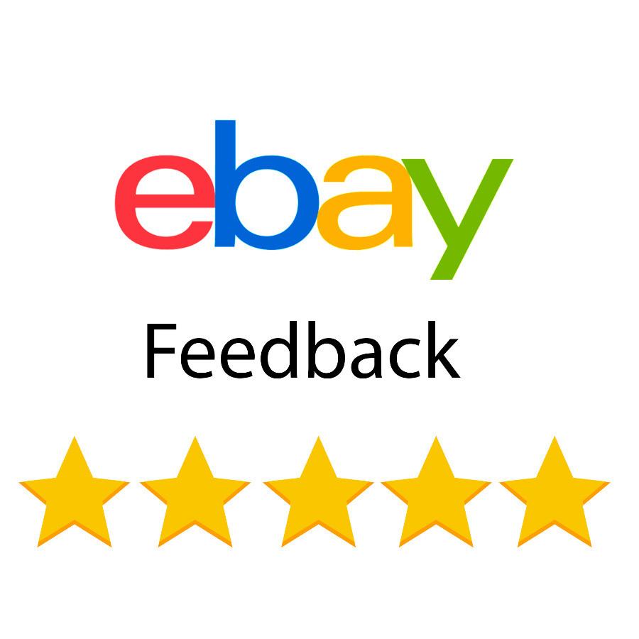 Will leave Nice Ebay Feedback