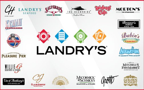 $208 Landrys Gift Card (INSTANT DELIVERY)