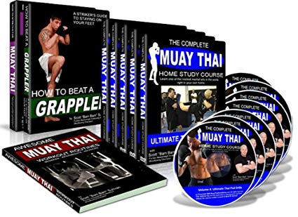 Complete Muay Thai Home Study Course | Scott Sullivan