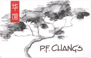 $500 PF Changs Gift Card 5x$100 PDF PIN CHANG'S
